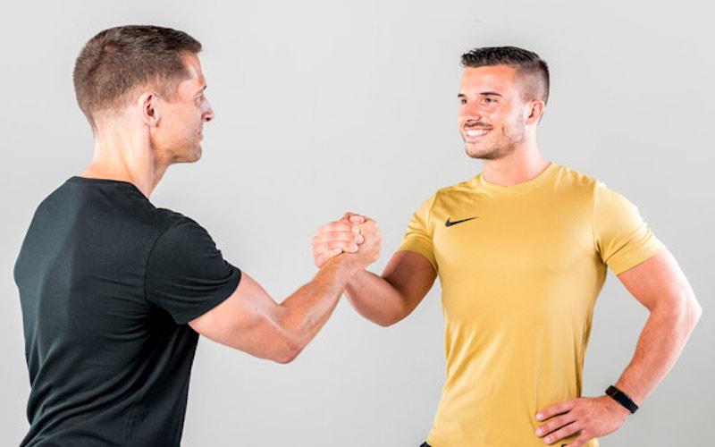 Gesundheitscoaching vom Personal Trainer in Frankfurt
